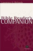 Bible Reader's Companion