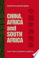 China, Africa and South Africa