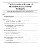 The International Journal of Microcircuits and Electronic Packaging Book