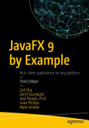 JavaFX 9 by Example
