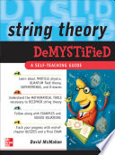 String Theory Demystified Book