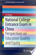 National College Entrance Exam in China