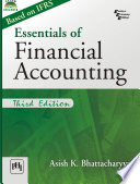 Essentials of Financial Accounting Book