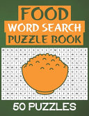 Food Word Search Puzzle Book