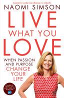 Live What You Love Pdf/ePub eBook
