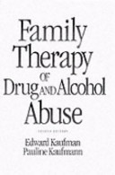 Family Therapy Of Drug And Alcohol Abuse