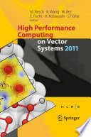 High Performance Computing on Vector Systems 2011 Book
