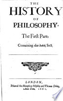 The History of Philosophy Book PDF