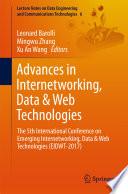 Advances In Internetworking Data Web Technologies