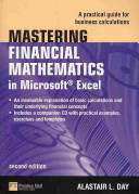 Mastering Financial Mathematics in Microsoft Excel Book