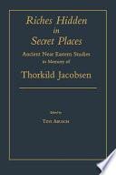 Read Online Riches Hidden in Secret Places Epub