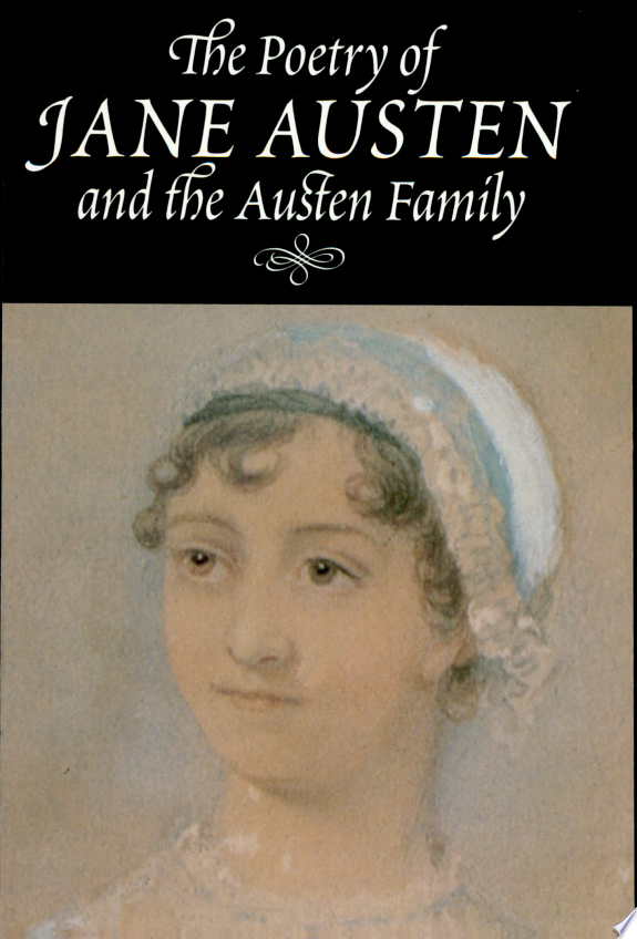 The Poetry of Jane Austen and the A