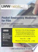 Pocket Emergency Medicine for PDA