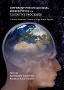 Different Psychological Perspectives on Cognitive Processes