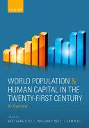 World Population & Human Capital in the Twenty-First Century [Pdf/ePub] eBook