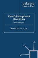 China's Management Revolution Pdf/ePub eBook