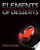 Elements of desserts  : Kombination, Flavour, Konsistenz