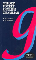 Oxford Pocket English Grammar