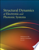 Structural Dynamics Of Electronic And Photonic Systems Book PDF