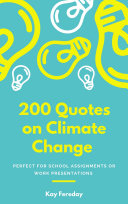 200 Quotes on Climate Change