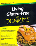 Living Gluten-Free For Dummies, 2nd Edition & Gluten-Free Cooking For Dummies Book Bundle