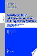 Knowledge-Based Intelligent Information and Engineering Systems 1.