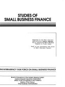 Responses to the Small Business Administration Federal Register Notice Requesting Small Business Comments on Credit Needs