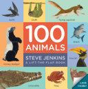 100 Animals  Lift The Flap Padded Board Book