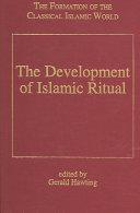 The Development of Ritual