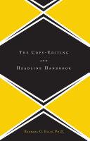 The Copy Editing And Headline Handbook