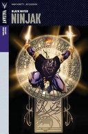 Valiant Masters: Ninjak Vol. 1 – Black Water HC