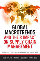 Pdf Global Macrotrends and Their Impact on Supply Chain Management