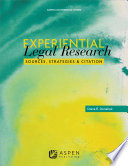 Experiential Legal Research
