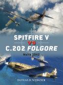 Spitfire V vs C 202 Folgore