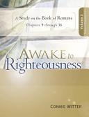 Awake To Righteousness V2