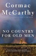 No Country for Old Men Pdf/ePub eBook