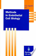 Methods In Endothelial Cell Biology Book PDF