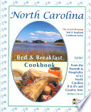 North Carolina Bed   Breakfast Cookbook