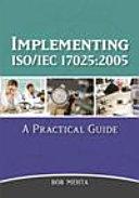 Implementing ISO/IEC 17025:2005 Pdf/ePub eBook