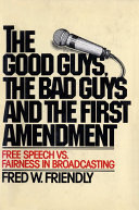 The Good Guys, the Bad Guys and the First Amendment Pdf