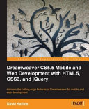 Dreamweaver CS5.5 Mobile and Web Development with HTML5, CSS3, and JQuery [Pdf/ePub] eBook