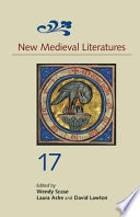 New Medieval Literatures 17