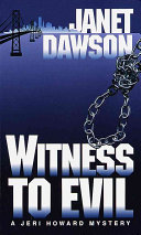Witness to Evil Book PDF