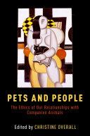 Pets and People Pdf/ePub eBook