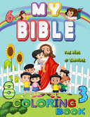 Bible Verse Coloring Book For Kids   Toddlers