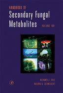 Handbook of Secondary Fungal Metabolites  3 Volume Set