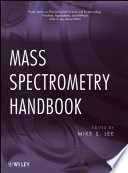 Mass Spectrometry Handbook Book PDF