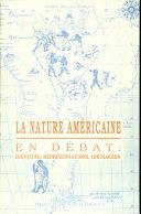 La Nature américaine en débat
