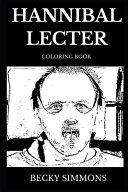Hannibal Lecter Coloring Book