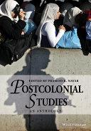 Postcolonial Studies Pdf/ePub eBook